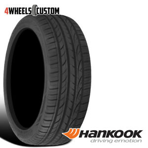 1 X New Hankook H452 Ventus S1 Noble2 265 35r18 97w All season Traction Tire