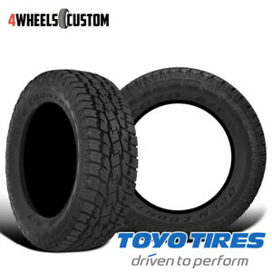 2 X New Toyo Open Country A t Ii Xtreme 305 70r17 121 118r All terrain Tire