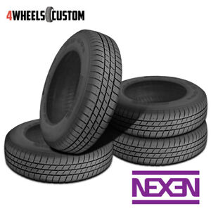 4 X New Nexen Sb802 165 80r15 87t Tires