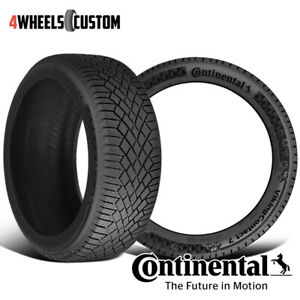 2 X New Continental Viking Contact 7 215 45r17 Xl 91t Fr Tires