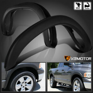 For 2002 2008 Dodge Ram 1500 2003 2009 Ram 2500 3500 Factory Style Fender Flare