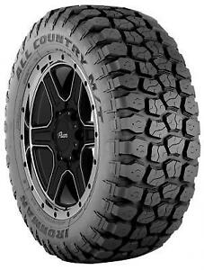 4 New Ironman All Country M t Lt285x75r16 Tires 2857516 285 75 16