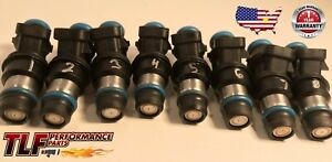 Flow Matched Set Of Tlf Performance Parts T 628 Hi performance Fuel Injectors