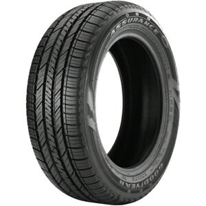 2 New Goodyear Assurance Fuel Max 225 55r16 Tires 2255516 225 55 16