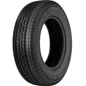 4 New Toyo Open Country H t 255 65r16 Tires 2556516 255 65 16