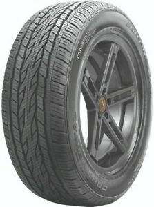 2 New Continental Crosscontact Lx20 P255 65r17 Tires 2556517 255 65 17