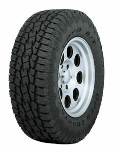 2 New Toyo Open Country A T Ii Lt285x75r17 Tires 2857517 285 75 17