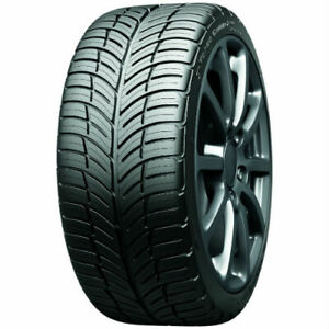 1 New Bfgoodrich G force Comp 2 A s 255 40zr18 Tires 2554018 255 40 18