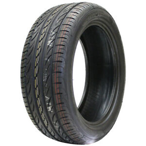 1 New Pirelli P Zero Nero Gt 295 25r20 Tires 2952520 295 25 20