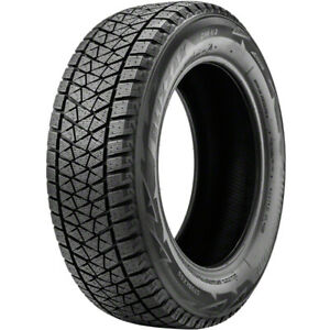 1 New Bridgestone Blizzak Dm V2 255 55r19 Tires 2555519 255 55 19