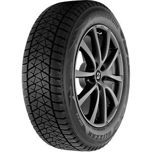 1 New Bridgestone Blizzak Dm V2 235 55r18 Tires 2355518 235 55 18
