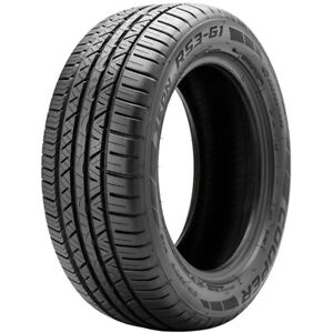 4 New Cooper Zeon Rs3 G1 255 45r20 Tires 2554520 255 45 20