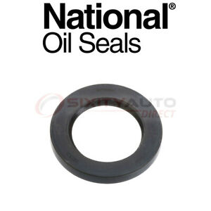 National Auto Transmission Torque Converter Seal For 2001 2002 Acura Mdx Wc