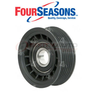 Four Seasons Drive Belt Idler Pulley For 2006 2010 Ford Mustang 4 0l V6 Ro