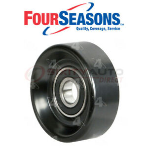 Four Seasons Drive Belt Idler Pulley For 1995 Cadillac Seville 4 6l V8 Xz