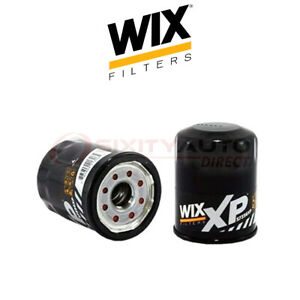 Wix Engine Oil Filter For 1998 2017 Nissan Frontier 2 4l 3 3l 4 0l L4 V6 Ay
