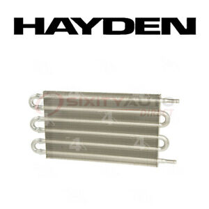 Hayden Transmission Oil Cooler For 1994 2007 Jeep Grand Cherokee 4 0l 4 7l Vn