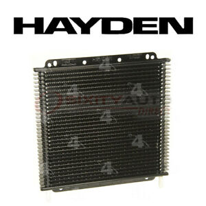 Hayden Transmission Oil Cooler For 1994 2007 Jeep Grand Cherokee 4 7l 5 2l Ih