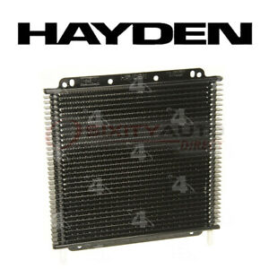Hayden Transmission Oil Cooler For 1965 Ford Country Squire 4 3l 5 8l 7 0l Qe