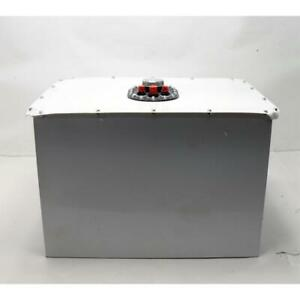 Rci White 32 Gallon Steel Fuel Cell W Polyethylene Bladder