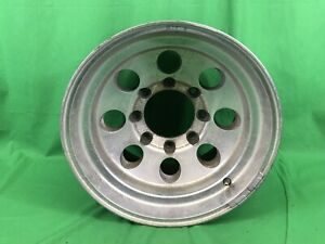 American Racing Wheel 16 5 X 10 8x170 Aluminim Wheel Used