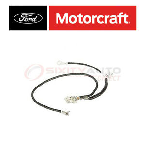Motorcraft Body Electrical Ground Strap For 2000 2004 Mercury Sable 3 0l V6 Cs
