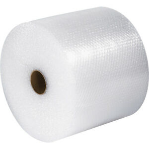 1400ft 3 16 Bubble Cushion Roll 12 wide Small Bubble Wrap Perforated Packaging