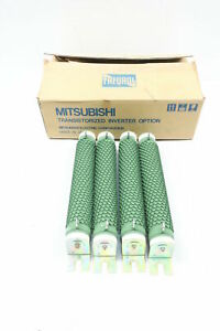 Box Of 4 Mitsubishi Gr300 Resistor 5ohm