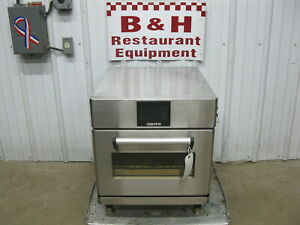 Ovention Milo Ventless Decoupled Air Ir Technology Sandwich Pizza Oven