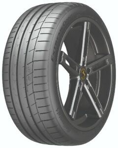 1 New Continental Extremecontact Sport 245 45zr18 Tires 2454518 245 45 18