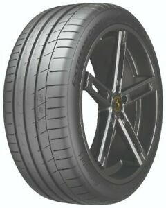 4 New Continental Extremecontact Sport P285 40r17 Tires 2854017 285 40 17