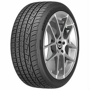 4 New General G max As 05 255 45r20 Tires 2554520 255 45 20