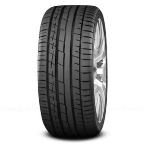 4 New Accelera Iota St68 P255 55r19 Tires 2555519 255 55 19