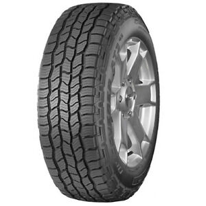 2 New Cooper Discoverer A t3 4s 255x70r16 Tires 2557016 255 70 16