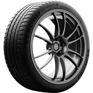 1 New Michelin Pilot Sport 4s 255 30zr21 Tires 2553021 255 30 21