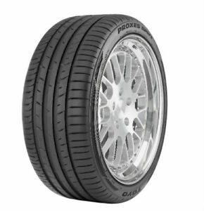 4 New Toyo Proxes Sport 225 35zr19 Tires 2253519 225 35 19