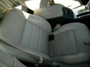 Passenger Front Seat Bucket Leather Manual Fits 06 08 Charger 3189796