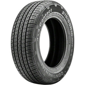 4 New Continental 4x4 Contact 255 55r19 Tires 2555519 255 55 19