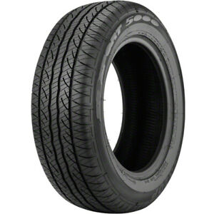 1 New Dunlop Sp Sport 5000 245 45r18 Tires 2454518 245 45 18