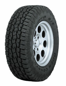 4 New Toyo Open Country A t Ii 265x70r17 Tires 2657017 265 70 17