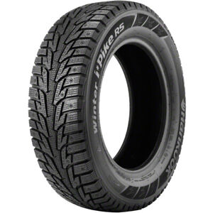 1 New Hankook Winter I pike Rs w419 225 60r16 Tires 2256016 225 60 16