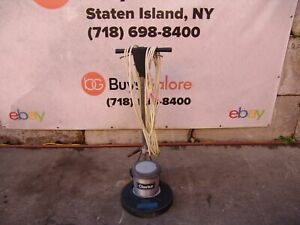 Clarke Floor Buffer Maintainer 1700hd 17 Inch Works Great 120 Volts 2