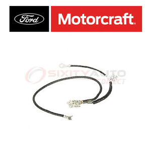 Motorcraft Wc95829 Body Electrical Ground Strap For Grounding Db