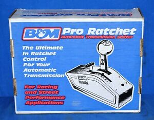 B M 80842 Pro Ratchet 3 And 4 Speed Automatic Shifter