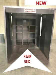 Paint Booth Spray Booth Col Met Ib 06 07 05 00 s New