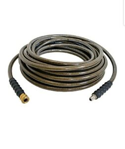 Pressure Washer Hose 3 8 X 50 4500 Psi Cold Water Simpson Cleaning Monster