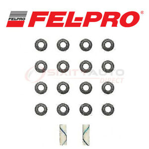 Fel Pro Valve Stem Oil Seal Set For 1993 1997 Pontiac Firebird 5 7l V8 It