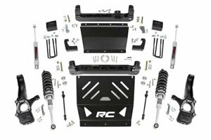 Rough Country 4 Lift Kit Fits 2015 2020 Chevy Colorado Gmc Canyon N3 Loaded