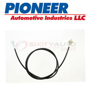 Pioneer Speedometer Cable For 1983 1986 Nissan 720 2 4l 2 5l L4 Instrument Vn