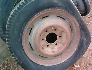 1936 1937 1938 Chevrolet Steel Wheel 16 X4